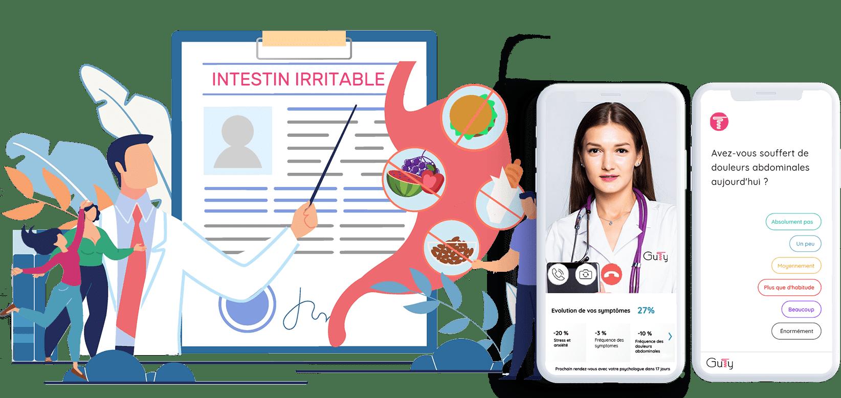 Programme intestin irritable